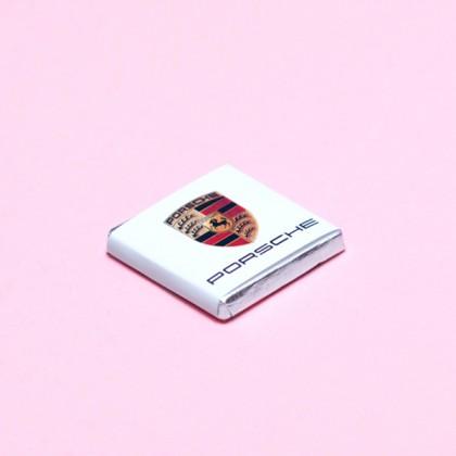 заказать мини шоколадки с логотипом